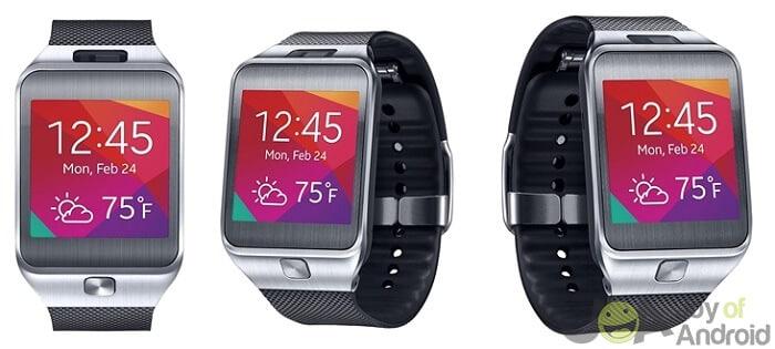 Najlepšie hodinky s Androidom s kamerou 3