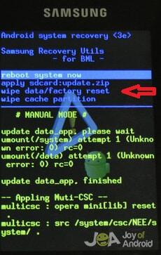 Opravte Samsung Galaxy Klávesnica On5, ktorá nefunguje alebo sa zobrazuje 5