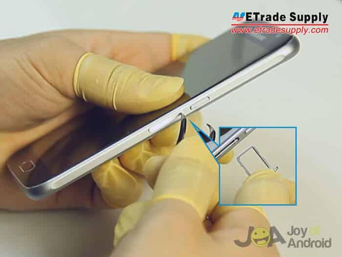 Opravte Samsung Galaxy Klávesnica On5, ktorá nefunguje alebo sa zobrazuje 20
