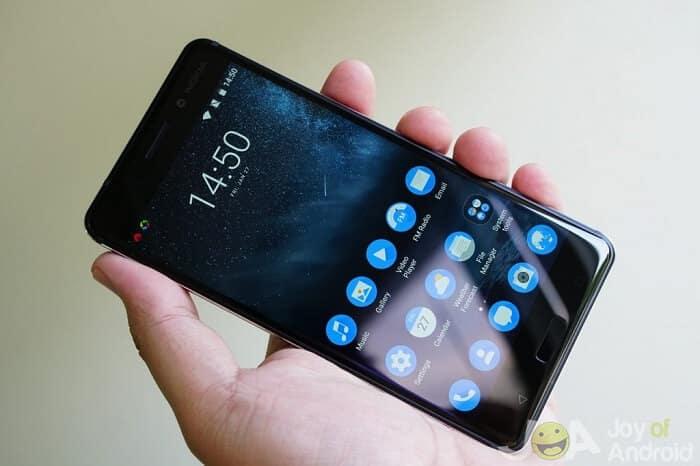 batéria Nokia 6 problémy