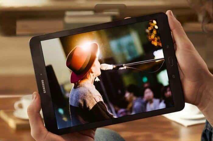 Galaxy  Video na karte S3