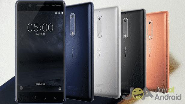 Ako opraviť problémy s telefónom Nokia 3 Môže mať 7