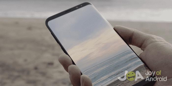 Oprava spoločná Galaxy Problémy S8 5