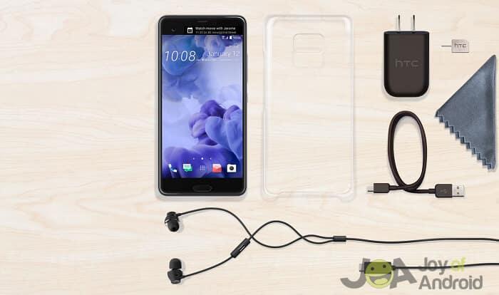 Riešenie bežných problémov s HTC U Ultra 2