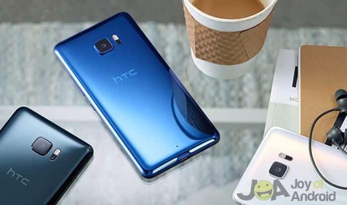Riešenie bežných problémov s HTC U Ultra 4