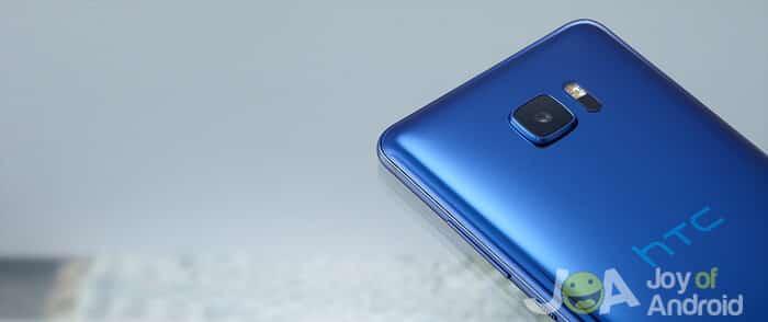 Riešenie bežných problémov s HTC U Ultra 7
