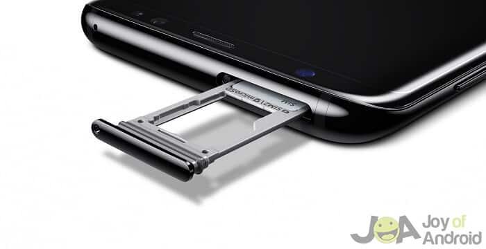 Samsung Galaxy S8 vs. Galaxy S8 Plus 12