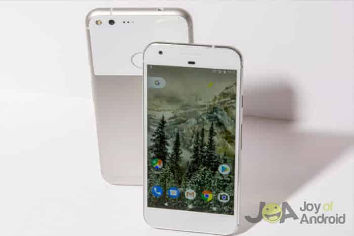 Verizon prináša aktualizáciu Android Nougat na Google Pixel 4