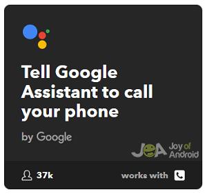 telefónne riešenie Google home