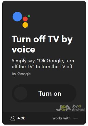 tv google home workarounds