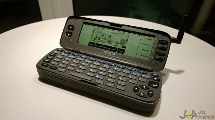 Komunikátor Nokia 9000