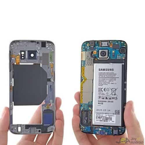 batéria s6edge pre android