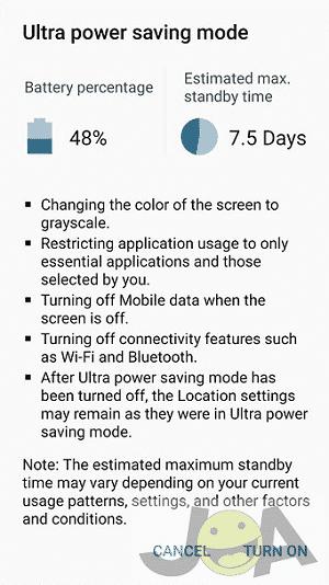 j7 šetrič energie