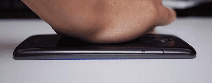 ohýbateľný - Lg G flex