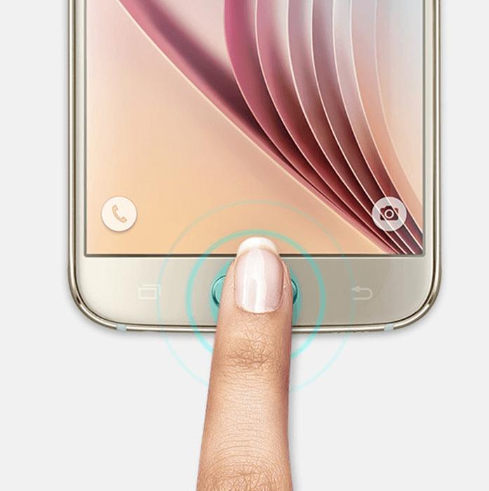 skener odtlačkov prstov