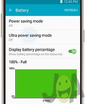 batéria j3