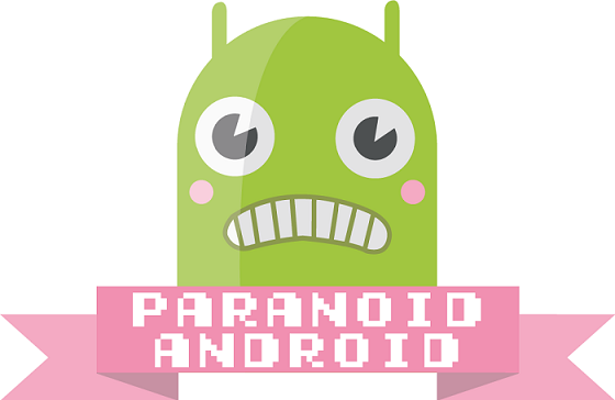 paranoidný android