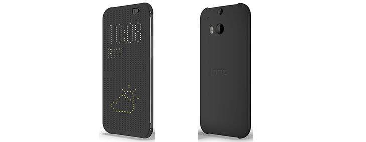 bodkové flipové puzdro pre HTC jeden