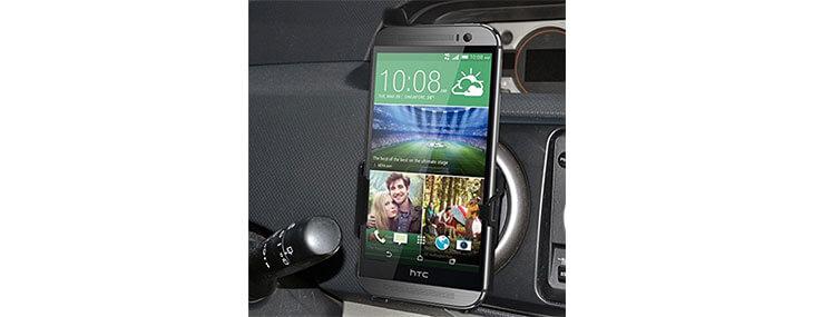 držiak vetracieho otvoru pre HTC jeden