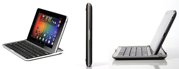 bezdrôtová klávesnica a puzdro pre nexus 7