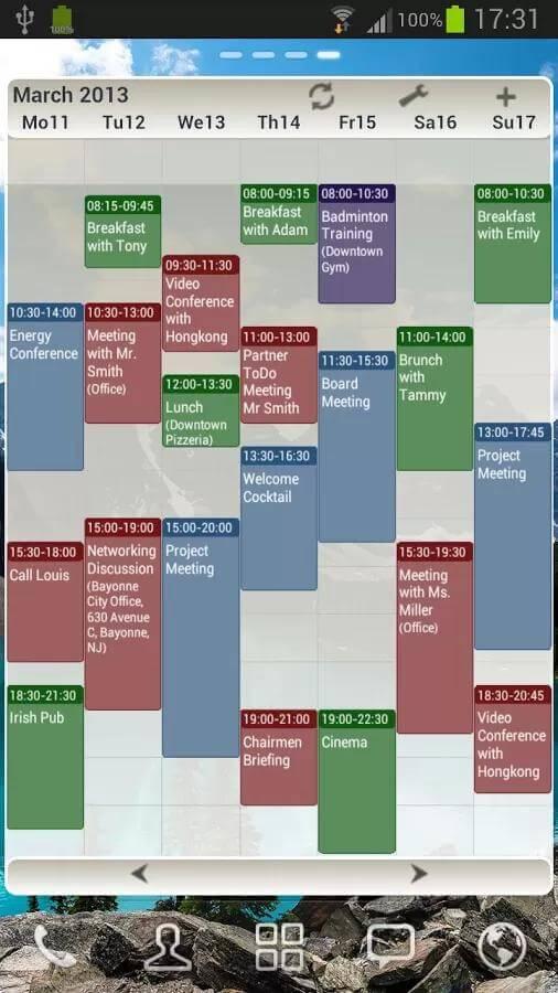 Obchodný kalendár