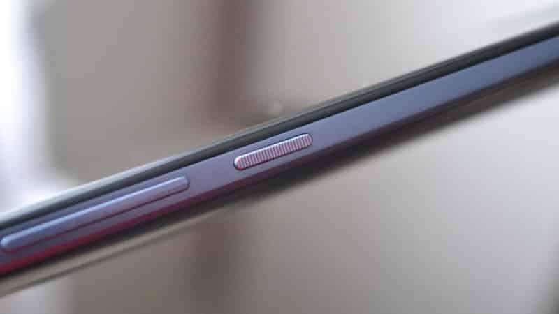 Tlačidlo napájania na telefóne s Androidom