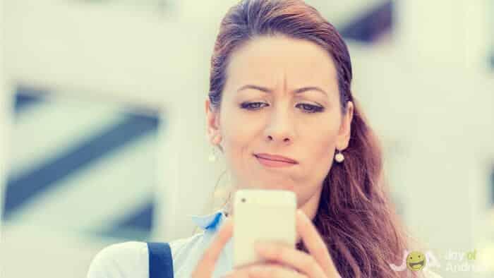 Problémy so smartfónom