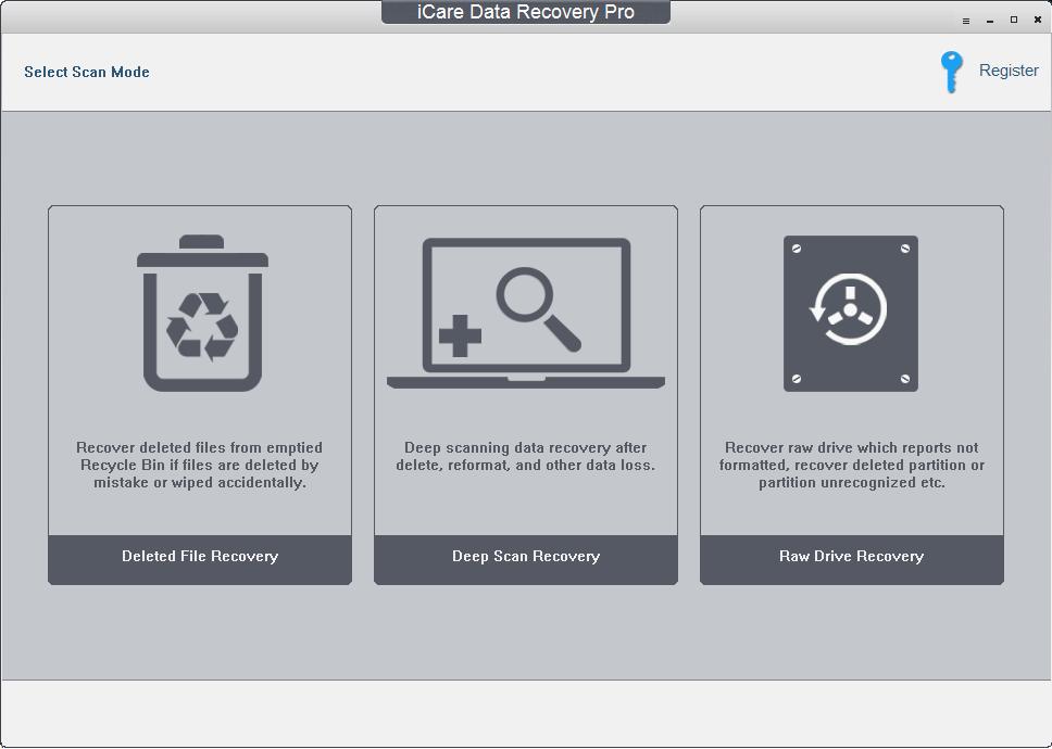 iCare Data Recovery Pro Edition - Obnovte poškodenú kartu SD