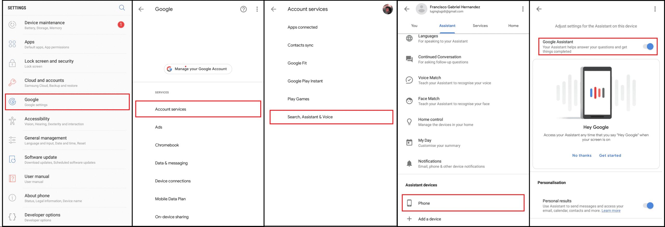 Podľa týchto pokynov deaktivujte svoje Google Assistant