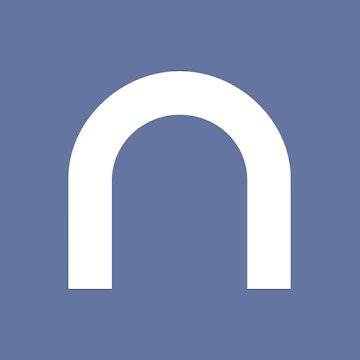 Logo aplikácie Nook