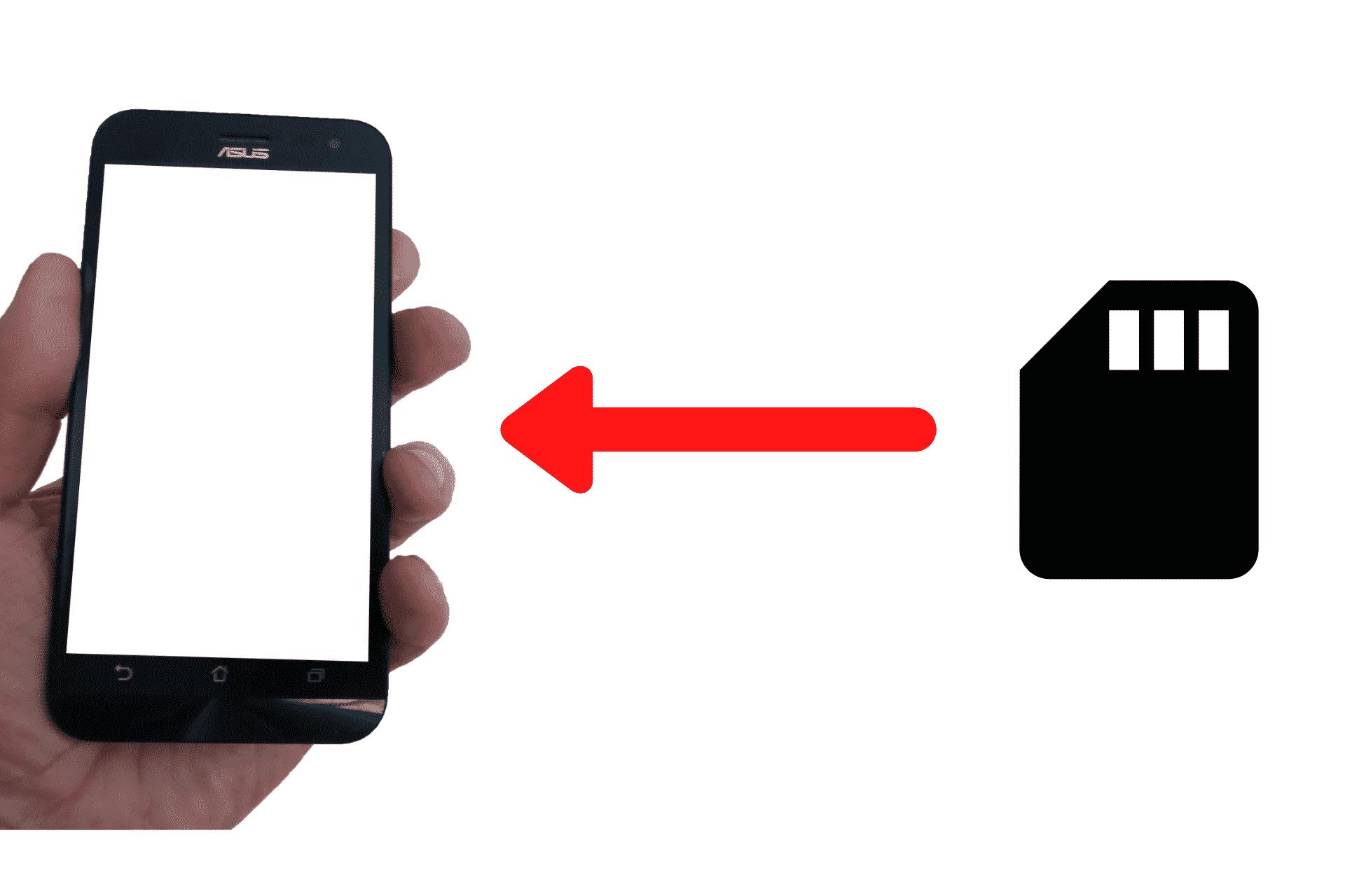 sim nie je zaistený, použite sim s inými zariadeniami