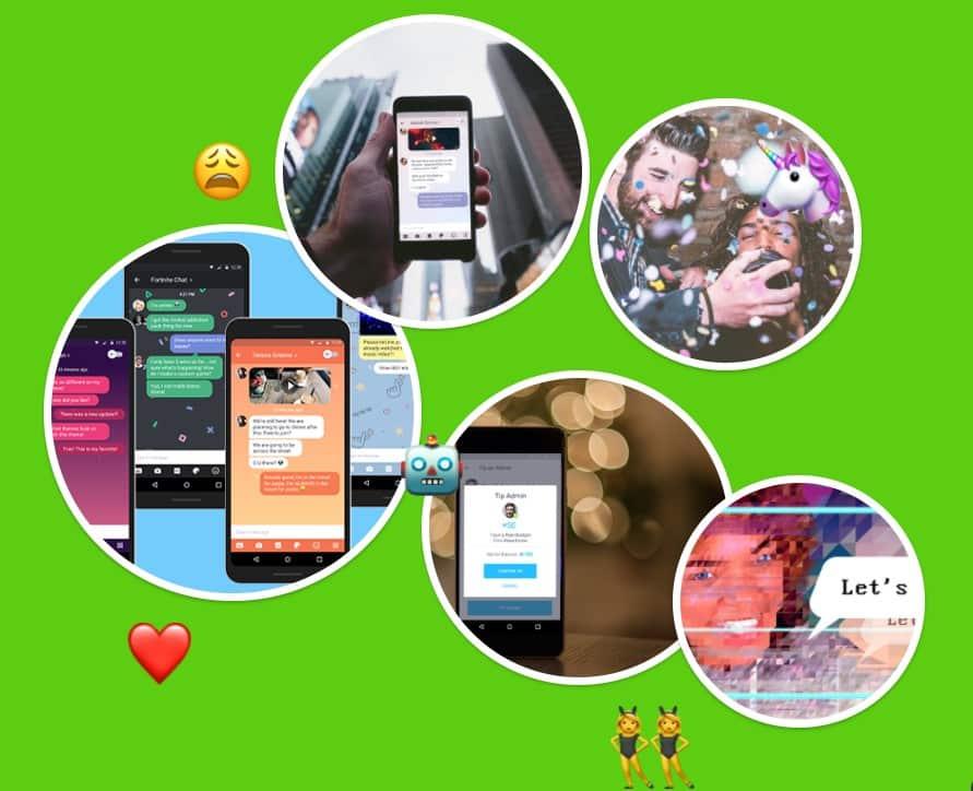 nainštalujte si motívy kik na Android a ďalšie pomocou Kiku
