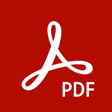 logo čítačky Adobe Acrobat