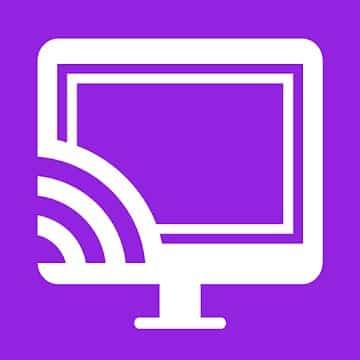 Video a televízia Cast |  Logo aplikácie Roku Remote & Movie Stream