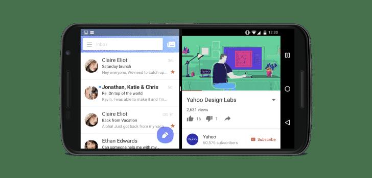 Ako rozdeliť obrazovku na Android v 5 sekúnd 2