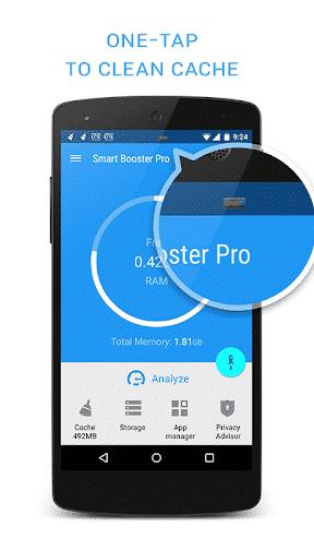 zvýšiť výkon v telefóne s Androidom