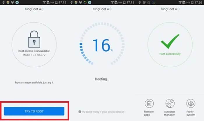 Rootujte Android TV box - začnite rootovať