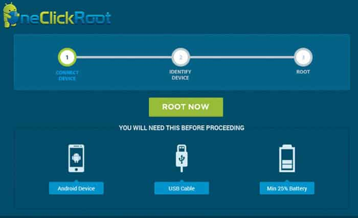 Krok 4 spôsobu, ako rootovať televízny box pre Android
