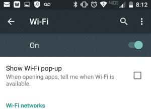 Uskutočňujte telefonické hovory cez wi-fi