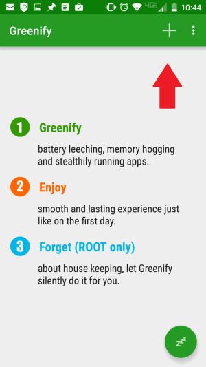 Spustením Greenify predĺžite výdrž batérie Samsung Galaxy S6