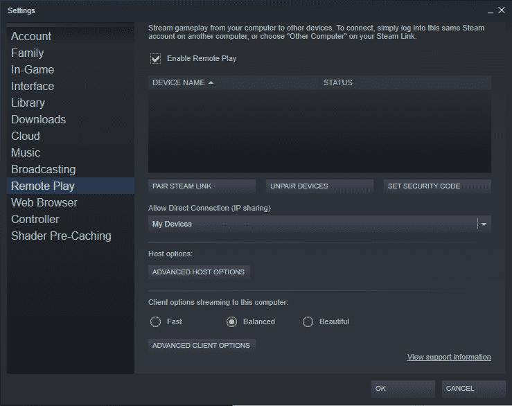 Hrajte staré počítačové hry pomocou diaľkového prehrávania Steam