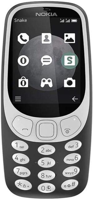 Nokia 3310 uhlie