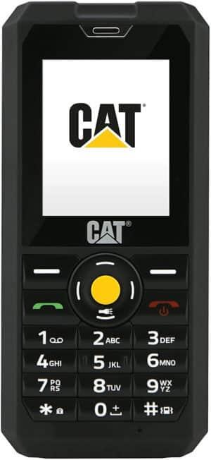 CAT B30 čierna