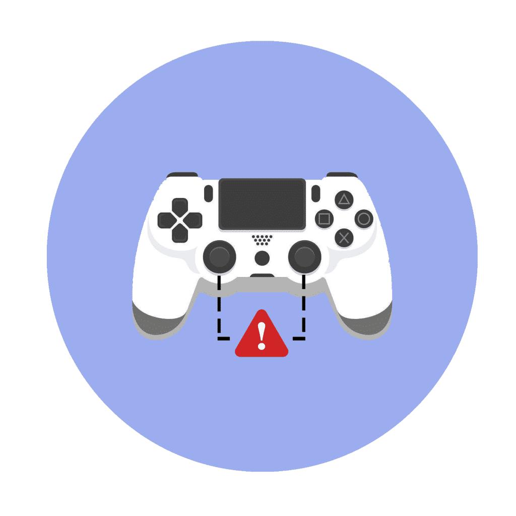 Poškodené problémy s dvojitým šokom na PS4