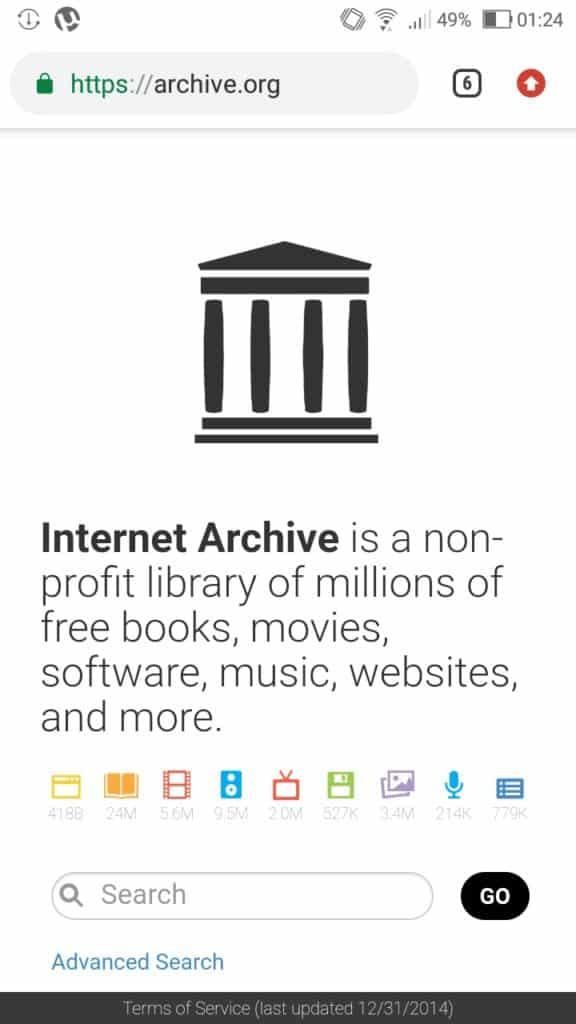 Internetové archívy-sťahovanie kníh cez Torrent
