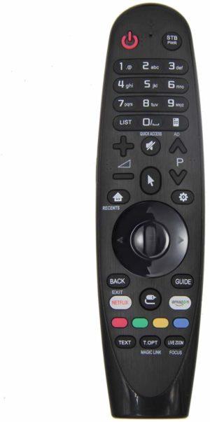 Univerzálny náhradný diaľkový ovládač pre inteligentnú televíziu LG