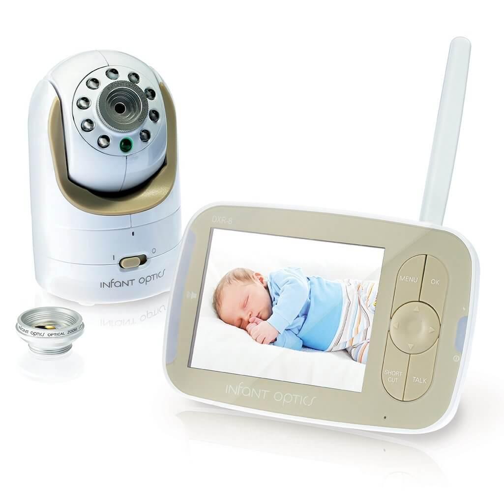 Dojčenská optika DXR-8 Video opatrovateľka