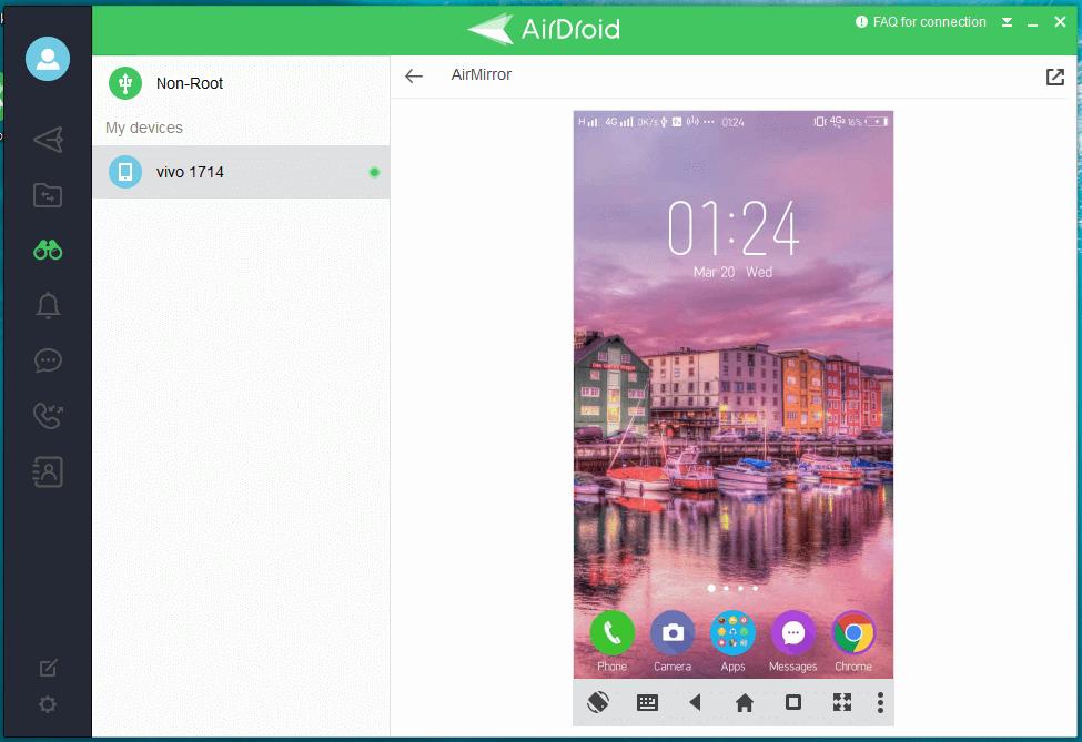 Ako diaľkovo ovládať telefón Android z počítača Mac (2 Metódy) 35