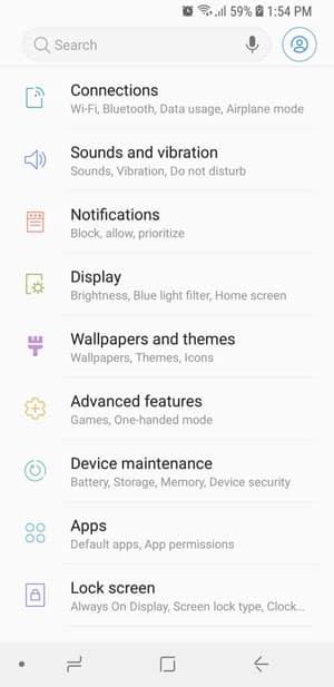 Zvuk - Ako automatizovať Android