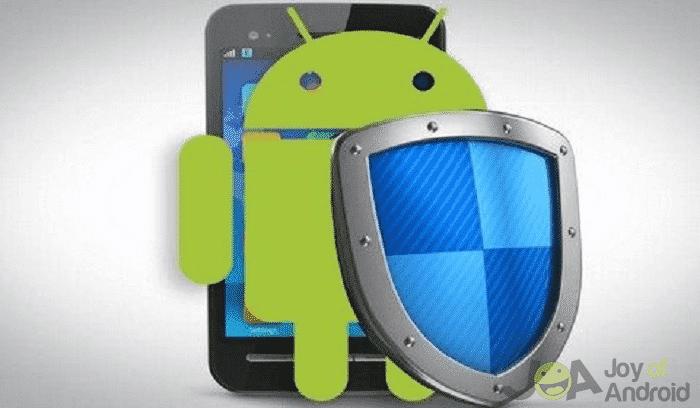 Antivírusový softvér pre telefón s Androidom